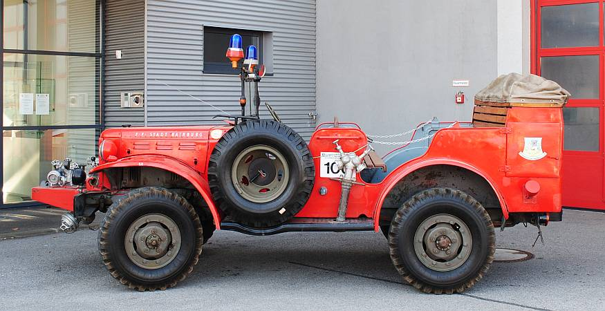 LF Dodge WC 52 Baujahr 1943