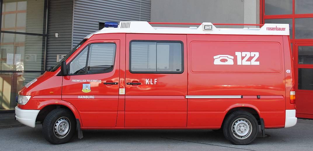 KLF Mercedes 222 Baujahr 1999