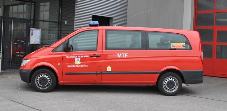 MTF Mercedes Baujahr 2009