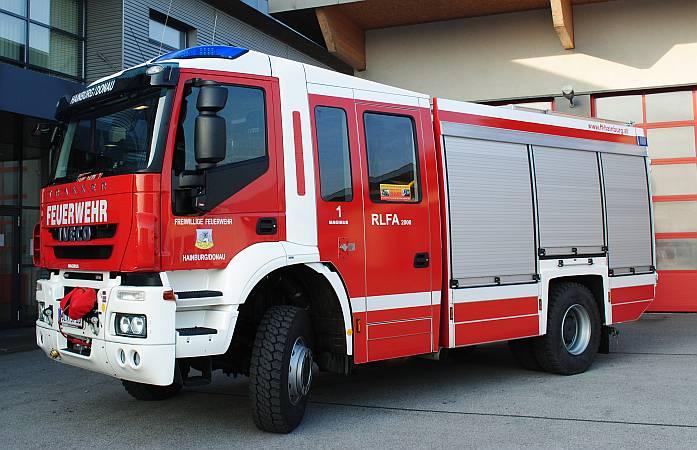 RLFA2000 Iveco Trakker Baujahr 2011